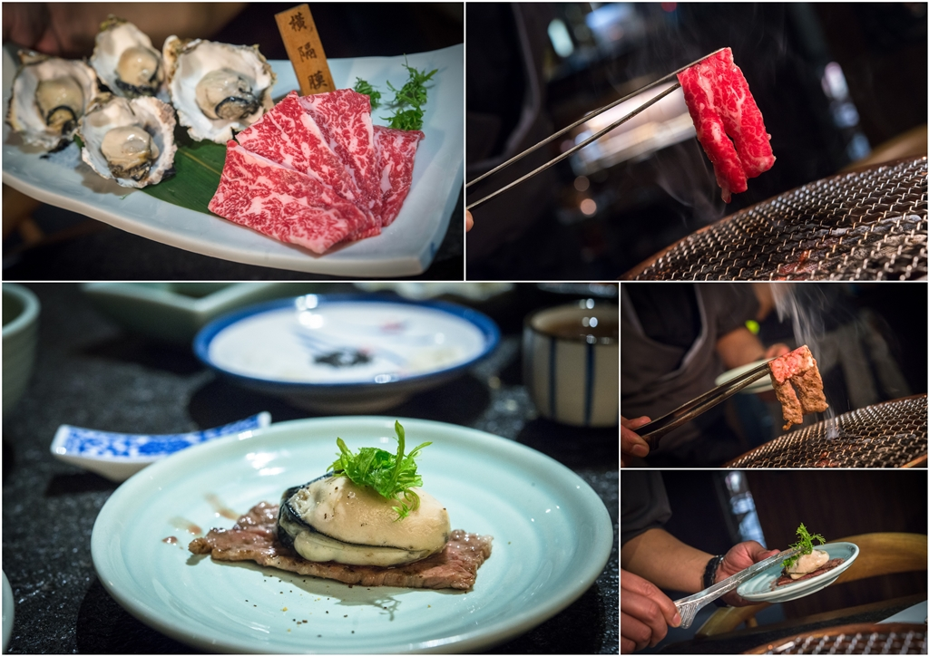 台北 ◦ 美食|蘭亭燒肉和牛極致料理|和牛燒肉的最高境界~2018全新菜單『旬』季節雙人套餐~頂級日本仙台和牛肋眼、無盡和牛生蠔燒銷魂人間美味|大安區美食推薦