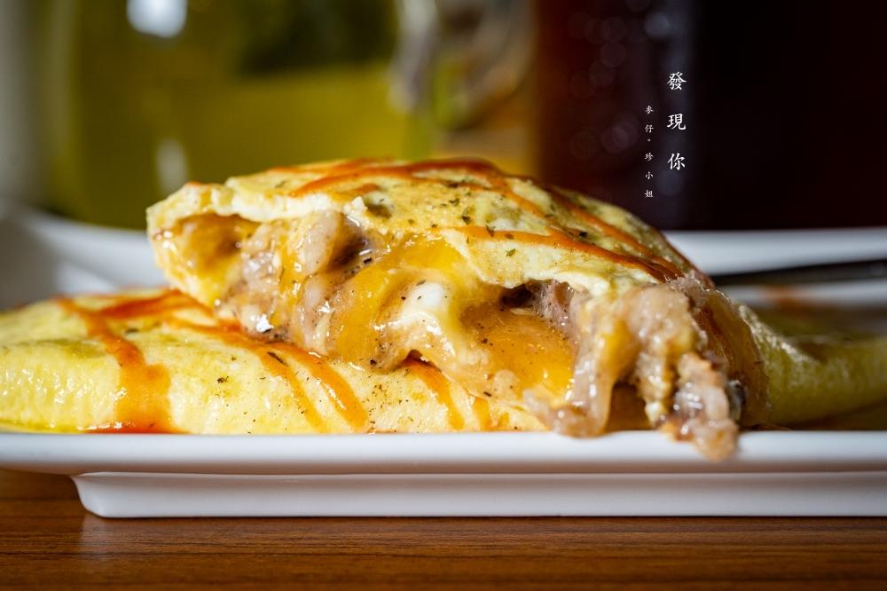 蘆洲美食。發現你早午餐廚房|巨無霸漢堡、超人氣蛋捲必點~還有商業午餐誠意滿滿|蘆洲巷弄美食