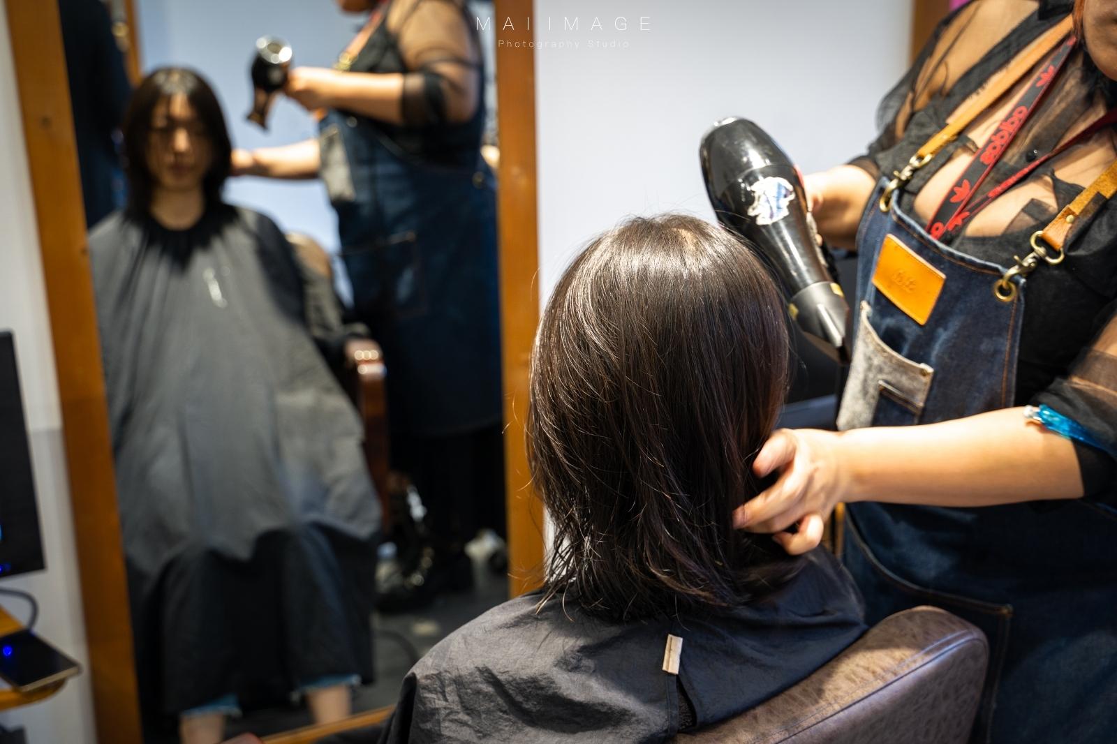 2020日系趨勢髮型是這個,中短髮超逆齡,髮量少也能輕鬆駕馭,五官更立體瘦小臉效果也不錯|分享髮藝 SHARE HAIR|板橋美髮