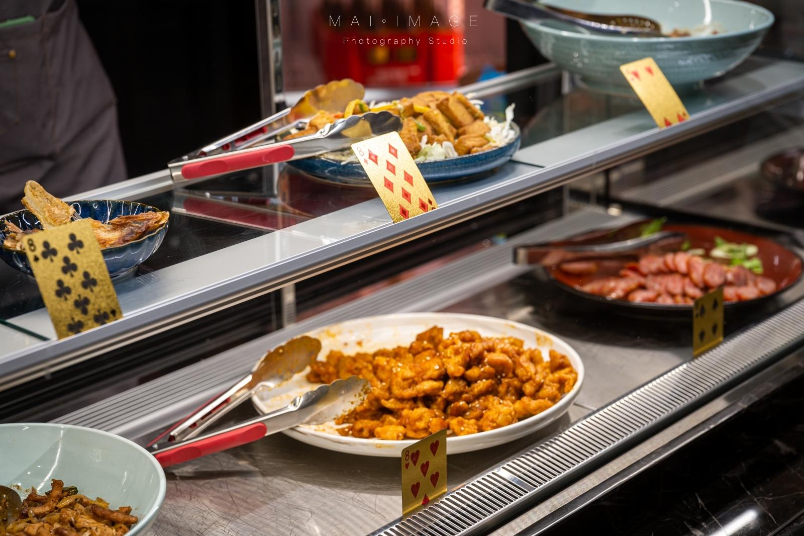 台北美食|『不糾結清粥小菜』全台最時尚唯一擁有101夜景的清粥小菜在這~營業到凌晨3點,半夜找吃的這裡最棒。新潮全日食堂、深夜食堂推薦