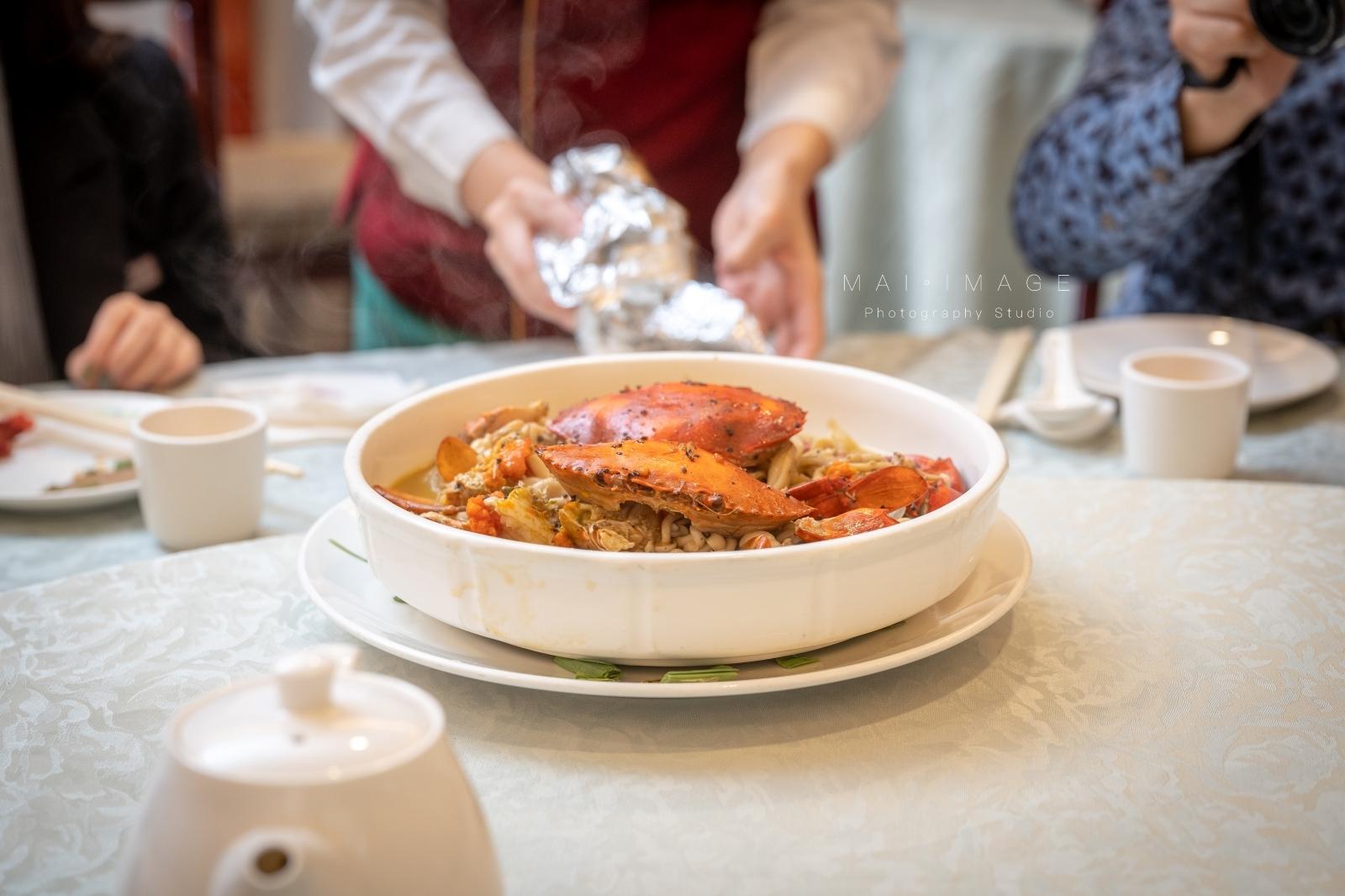 台北美食|2020經典臺菜餐廳,台北福華大飯店『蓬萊邨台菜餐廳』 集精緻與創意於一身的經典老字號美味、台灣經典廟口桌宴|捷運大安站美食