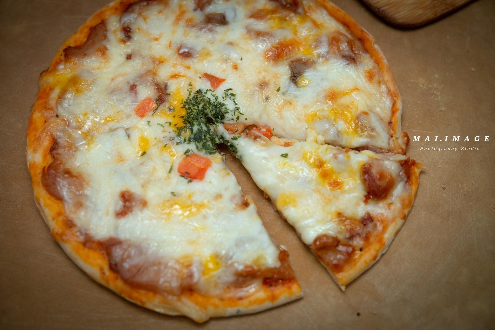 宅配美食|『瑪莉屋口袋比薩 Mary House』小資上班族團購看過來,一週賣出一棟101高度的網路比薩,健康少油無負擔,家家必備