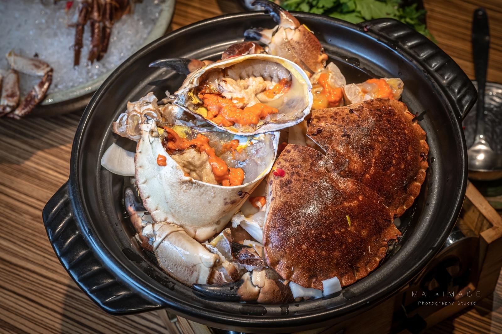 幸和殿手作日料|天冷就是要來這鍋,季節限定玫瑰膏蟹必點。主廚客製化宴席料理,聚餐、尾牙都適合。北海道秋刀魚刺身,錯過等明年|內湖日料推薦