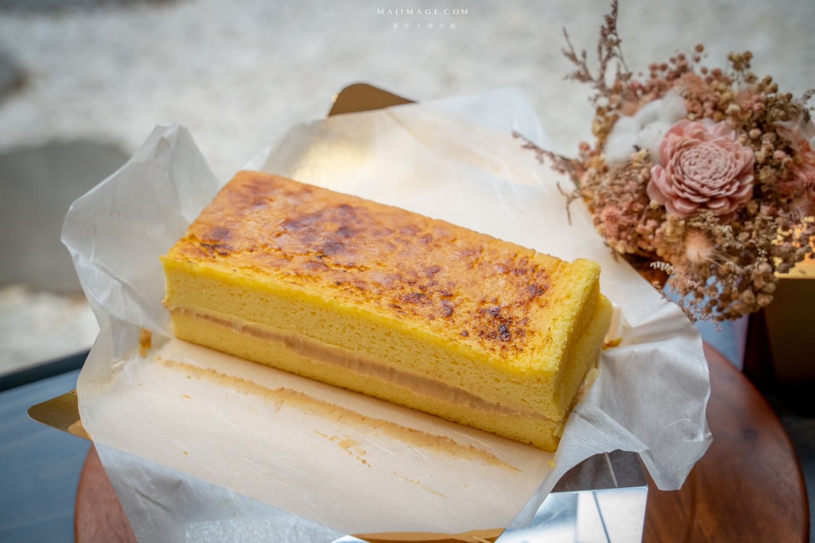 費時一年研發的東京牛奶燒!必吃。名模、球星指定彌月蛋糕品牌~東京巴黎甜點 台北甜點推薦