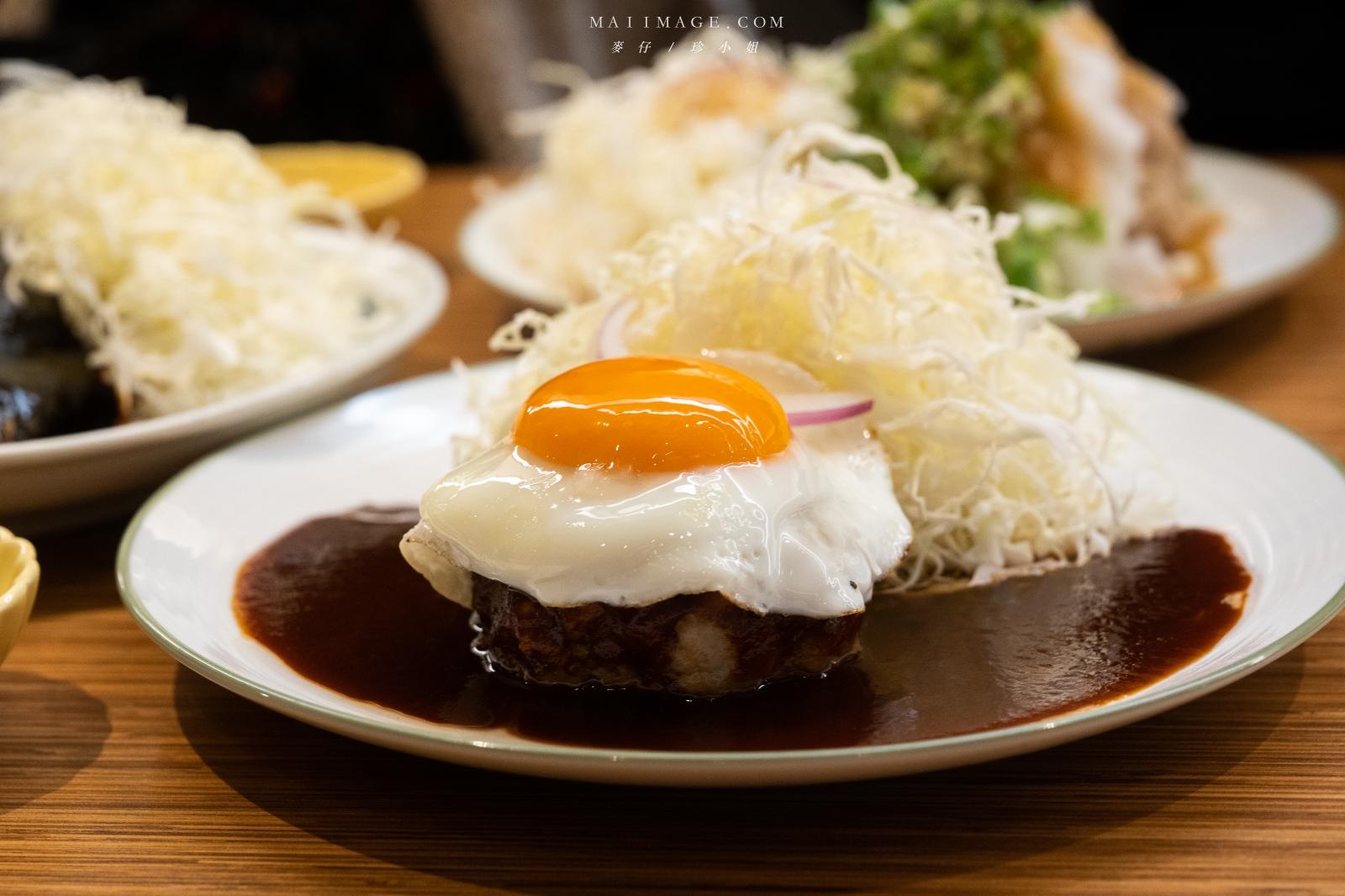 金魚虎.名古屋料理~台超爆汁漢堡肉必點、名古屋赤味噌,桃園大江購物中心美食推薦