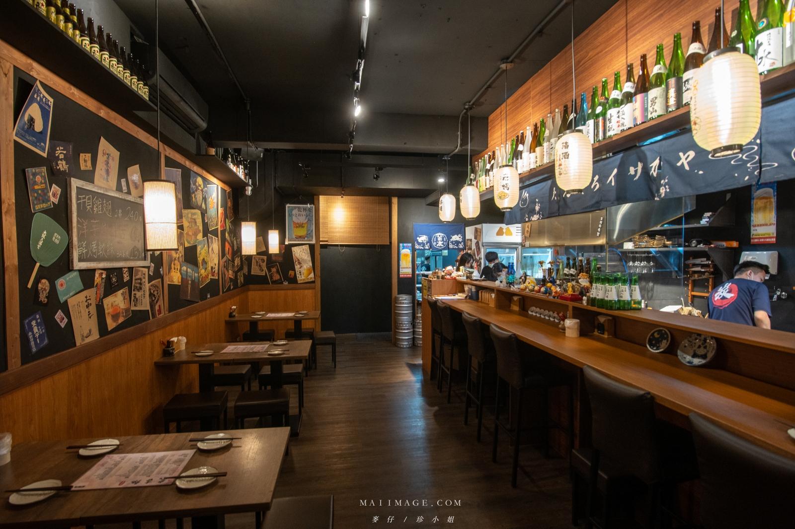 新北板橋深夜食堂【炭吉郎炭火居酒屋】板橋必訪無雷居酒屋,Google滿分5顆星超優居酒屋、板新捷運站步行一分鐘抵達
