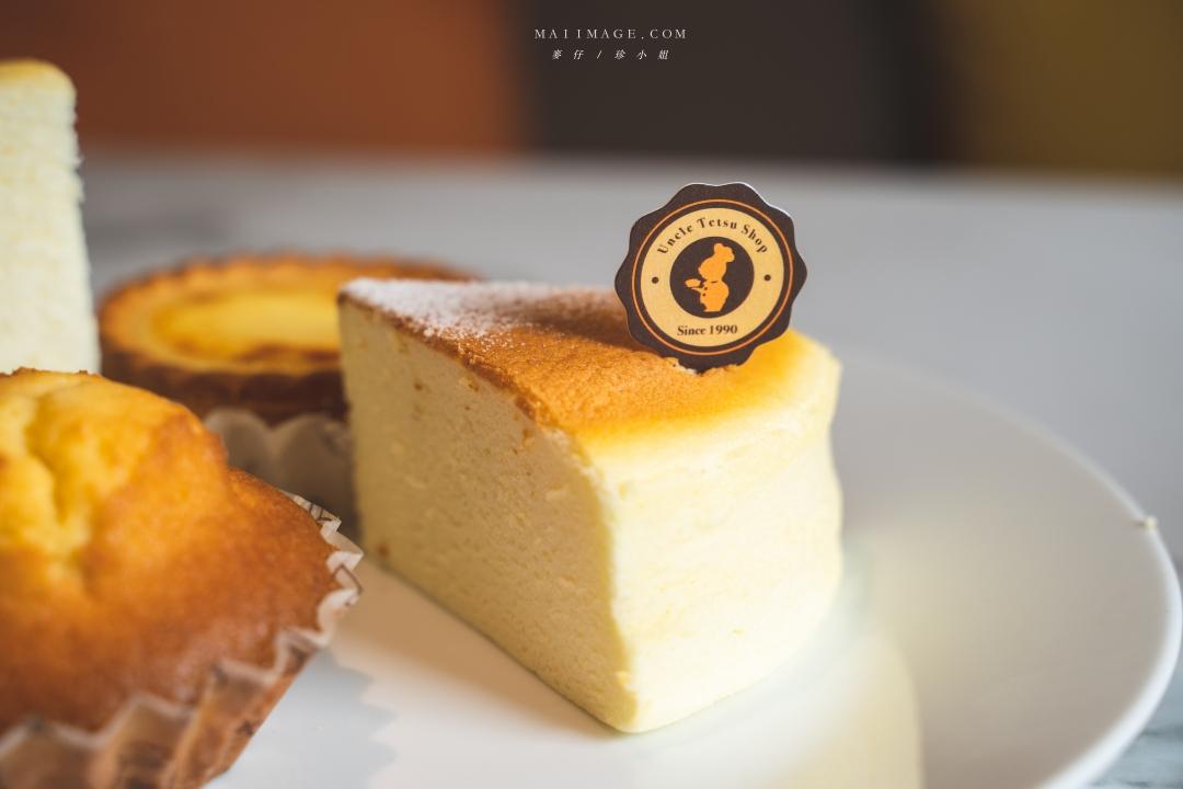 台北吃到飽。徹思叔叔 Uncle Tetsu's|甜點控看過來~來自日本九州的起司蛋糕,整間餐廳時間內隨你吃只要449|捷運中山站甜點吃到飽推薦