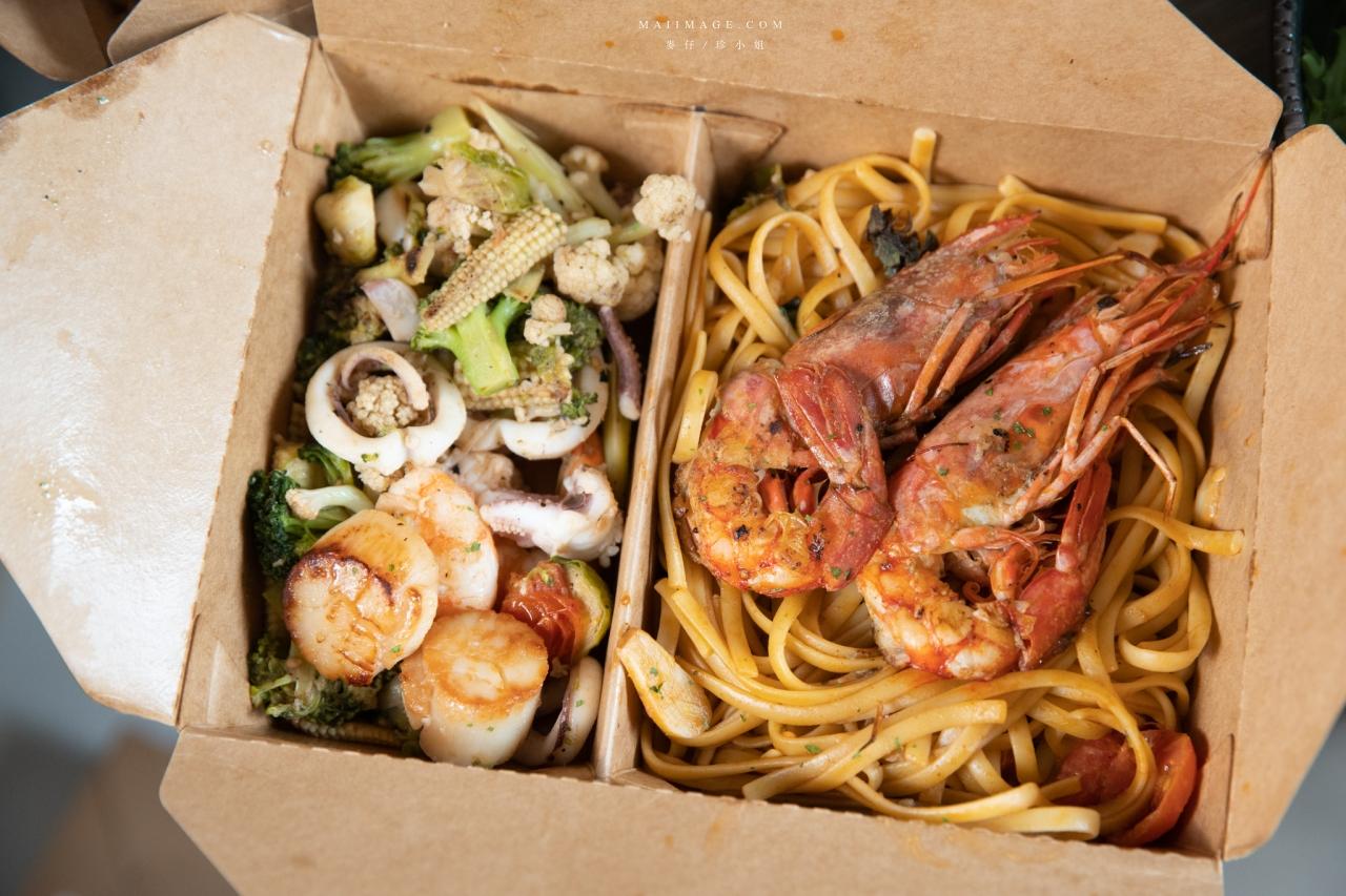 台北外帶美食|GUMGUM外帶外送餐酒館料理輕鬆品嚐,防疫一起加油、從在家吃雞做起,台北信義區外帶外送推薦