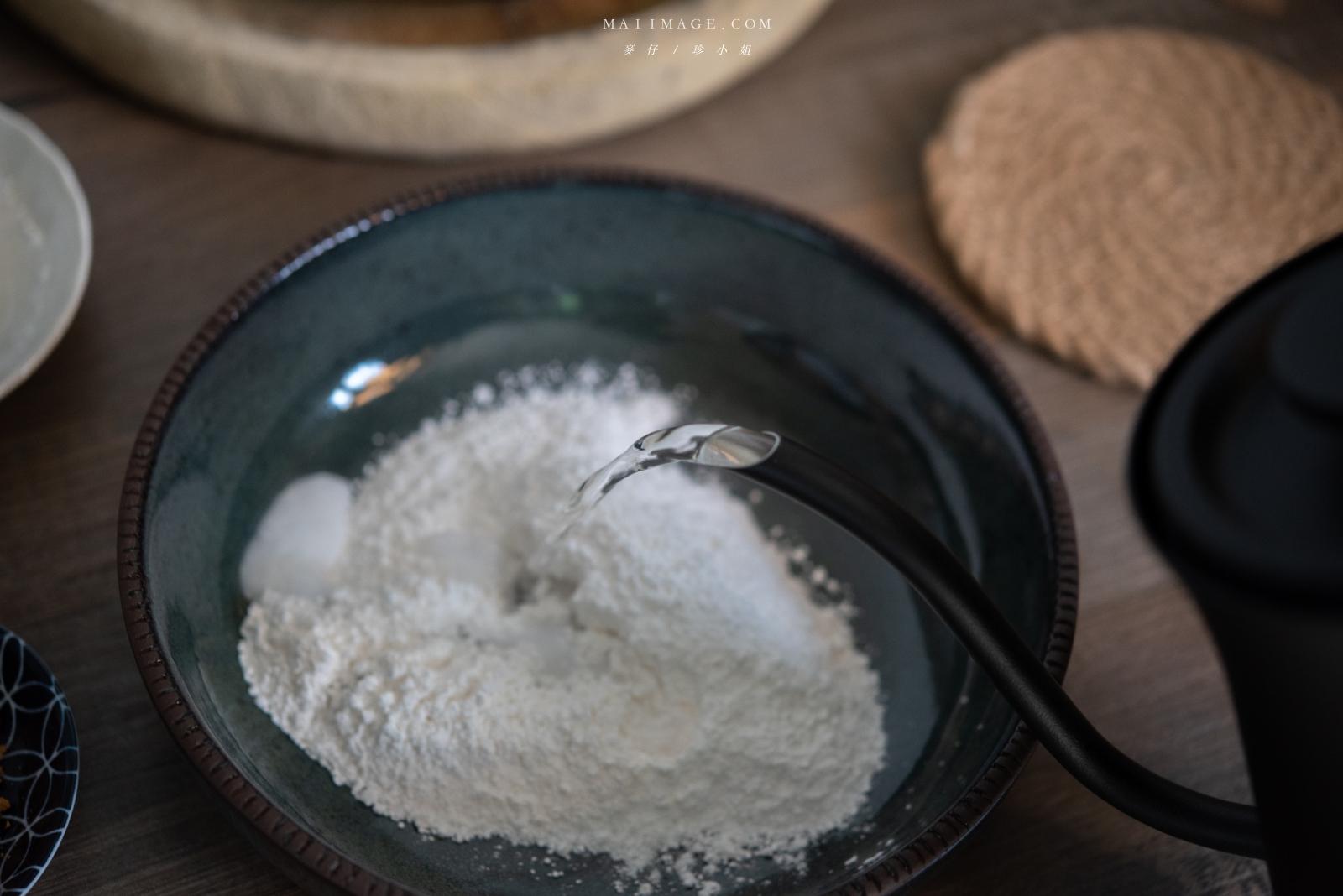 食譜分享~古早味Q彈『粉角』在家也可以輕鬆做!冰的熱的都好吃