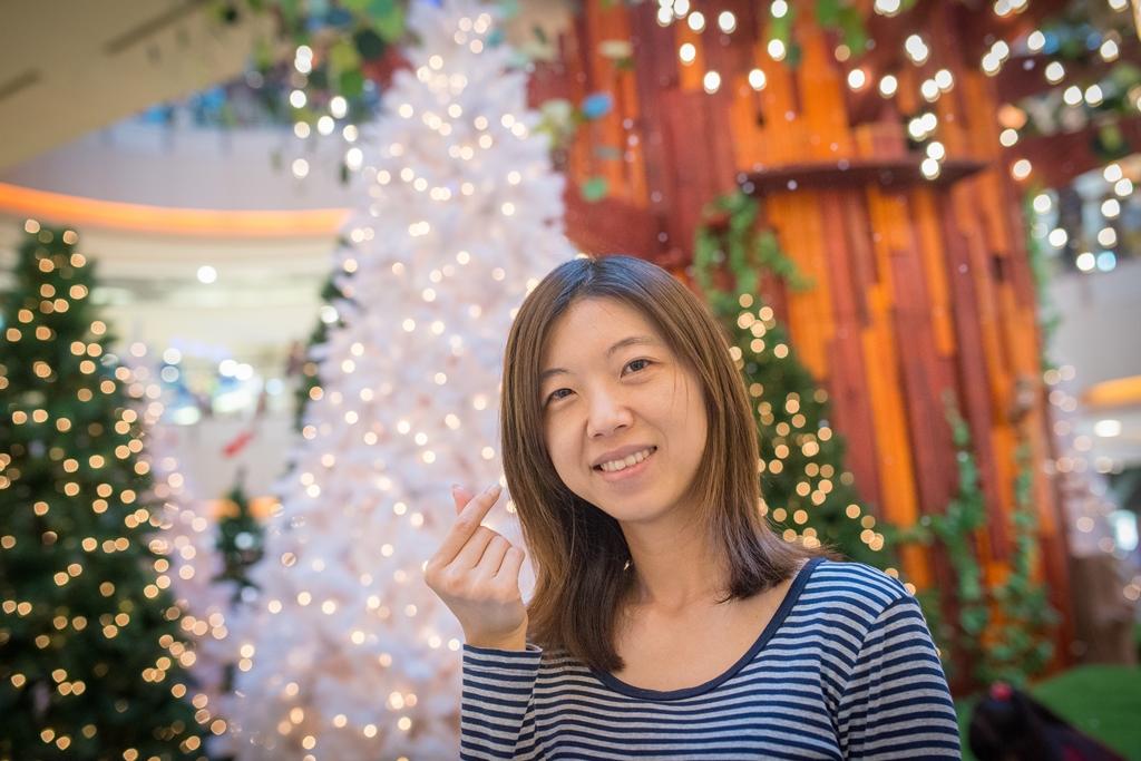 2018中壢大江購物中心|最美室內聖誕城~網美拍照必去!!!全年免費停車,好吃好玩又好拍