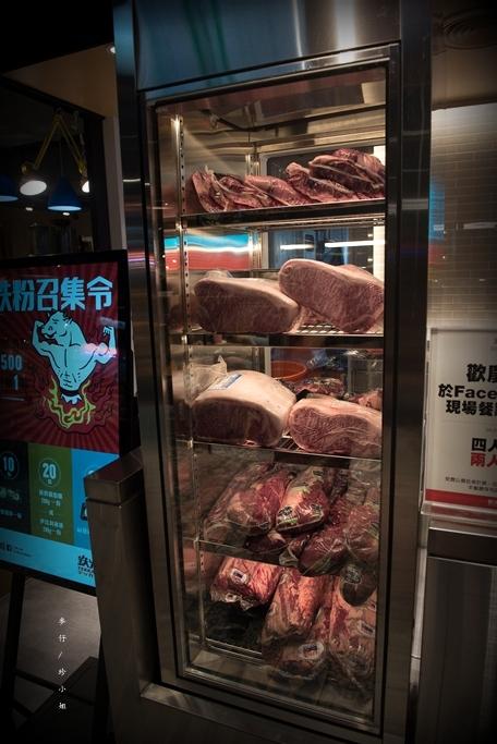 【台北美食】鉄火牛排2.0進駐新光三越A11美食街~900度超級烤箱製作的牛排280元起就吃得到|捷運市政府站美食