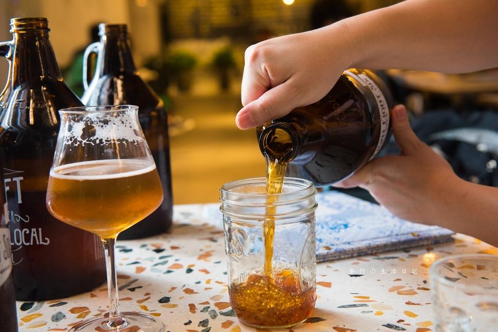 【台北美食】棧酒食吧SIP Gastrotaphouse|爽爽喝~大直ATT精釀啤酒吧18款現拉精釀啤酒|大直劍南站酒吧推薦~聚會小酌就在這|文末有第二季啤酒挑戰賽規則介紹