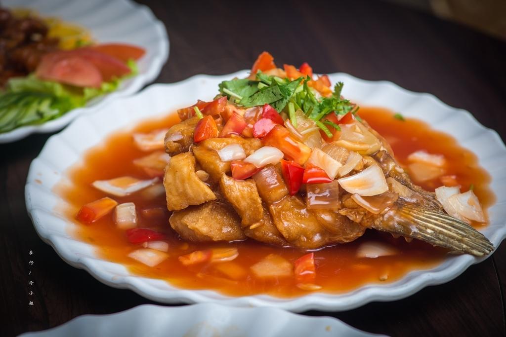 麥仔食。大溪|十一份活魚餐廳~石門在地30年老字號活魚餐廳|大份量又澎湃的超值桌菜