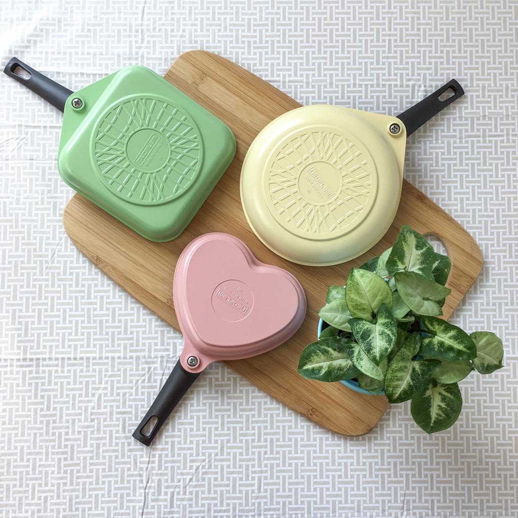 Neoflam STEAM PLUS PAN烹飪神器 x 四件組 | 寶寶幼兒副食品料理神器,煮一次四道菜一次搞定  #輕頑味 #烹飪神器 #我的生活快樂提案 #我的輕頑味