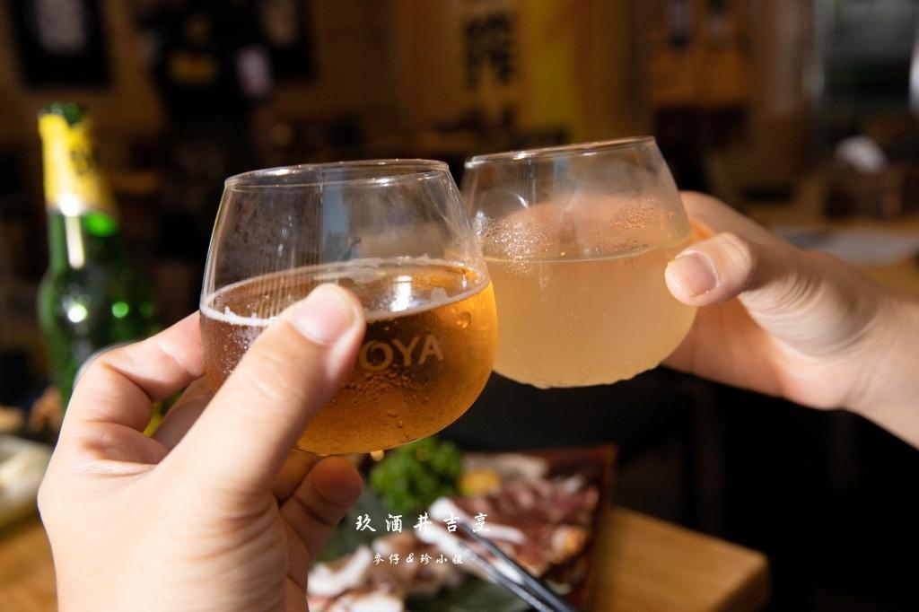 『玖酒井食事町』激安系列全新力作~『東區飲爆』轟炸東區的無限暢飲就是要讓你喝到不要不要|便宜喝酒推薦、忠孝敦化居酒屋推薦