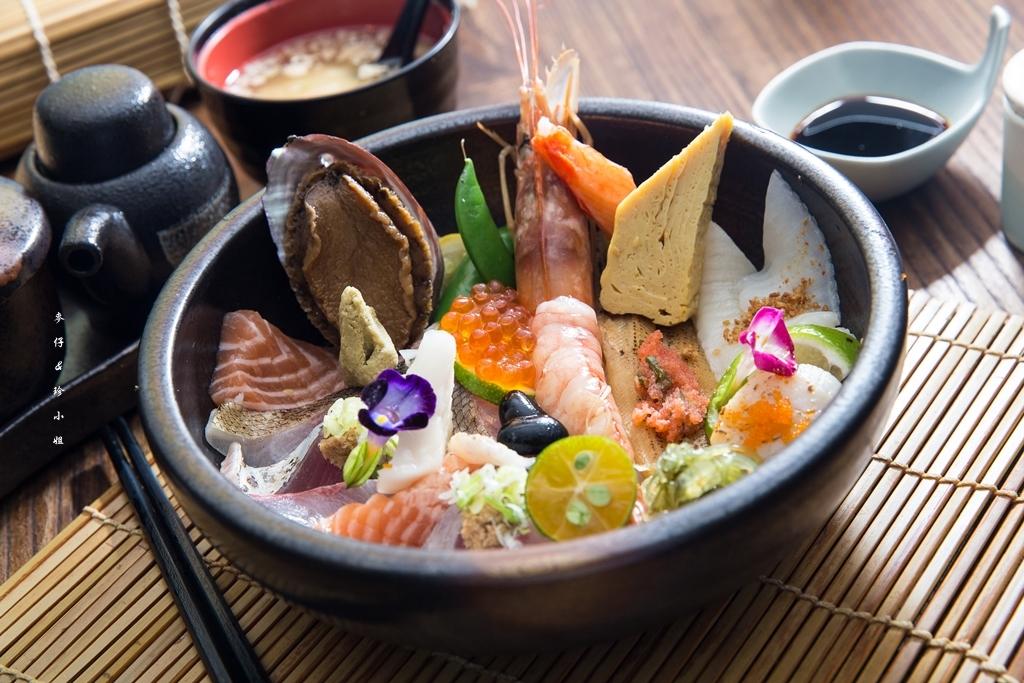 台北|築の藏~東京築地市場丼飯店|高級日本料理品質卻是超親民價格~隱藏版特級握壽司組必點~|捷運國父紀念館美食