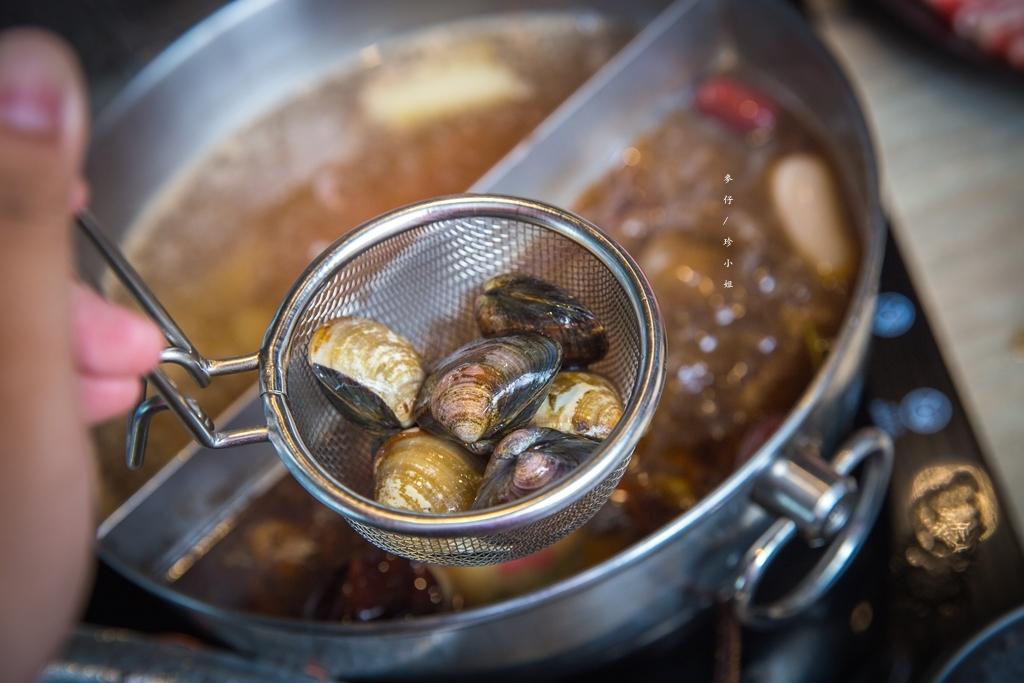 三重|嘴秋和牛海鮮鍋物|浮誇系精緻鍋物好吃到話都說不出來|三重必訪火鍋專賣店