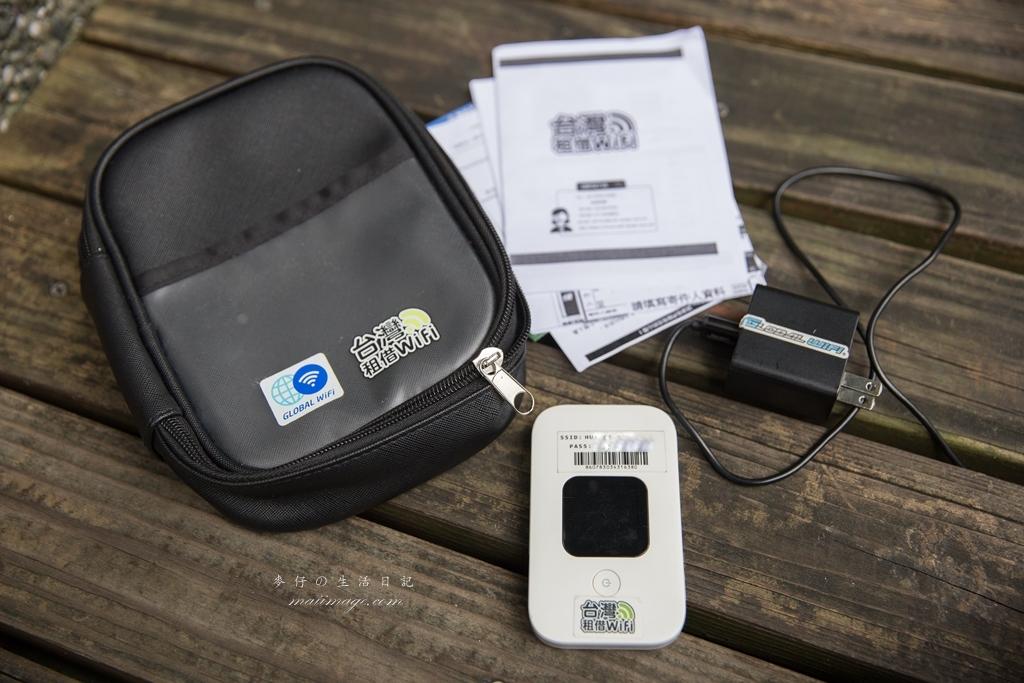 麥仔3C分享|台灣租借WiFi分享器|小小一台到哪都是行動網路基地台~使用方便價格優惠|文末有麥仔專屬優惠碼