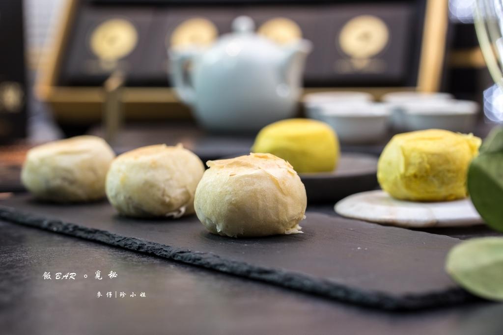 台北|飯Bar中菜 x 覓秘寶盒|今年食髦中菜讓你實現月亮捧在手中的喜悅~中秋月餅推薦