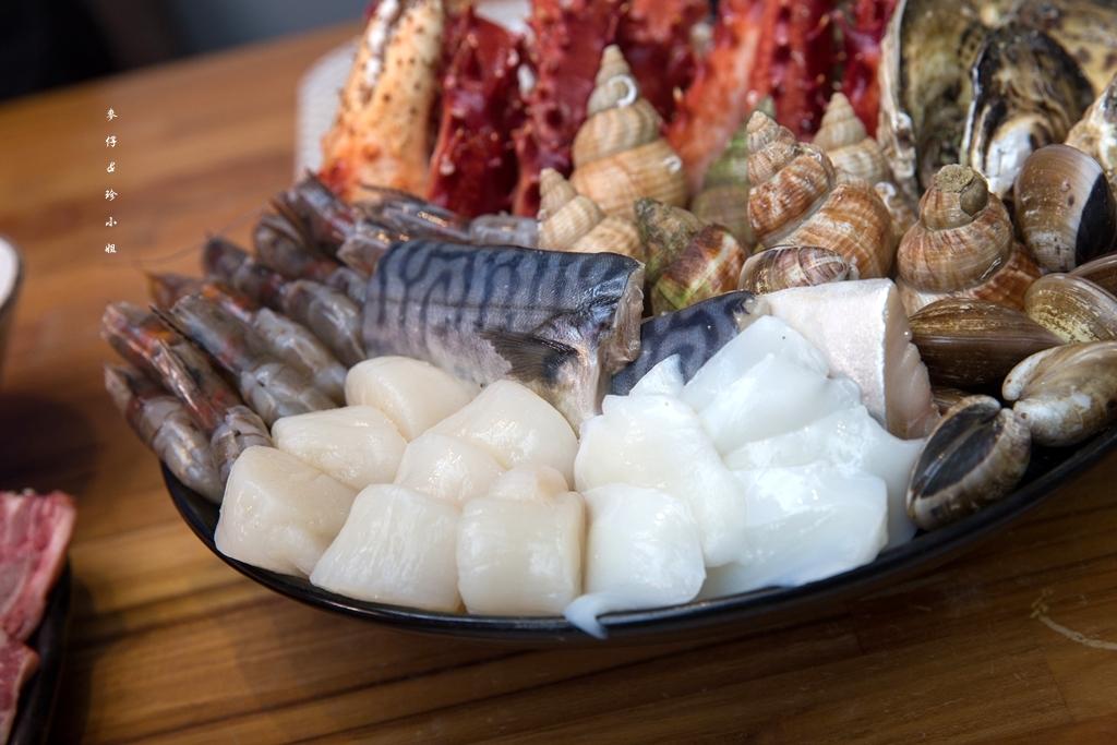 食。內湖|帝一頂級帝王蟹燒烤吃到飽|吃到飽還不用你動手~內湖最夯帝王蟹高檔食材30多種隨你點|內湖約會聚餐餐廳
