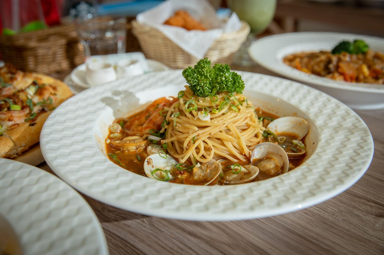 新竹|芙歐 full pasta 義式餐廳|小麥仔最愛的親子新竹超優秀義大利麵專門店~